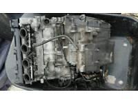 Suzuki Srad GSXR 600 engine and gearbox