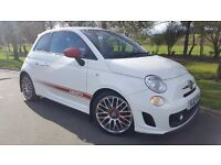 Abarth 500 1.4 T-Jet 3dr VERY RARE + STUNNING EXAMPLE