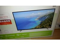 49 INCH NEW TOSHIBA SMART TV STILL BOX PACK with warranty as got gift(299) have 1 more tv for sale