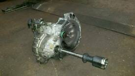 Jaguar X-Type AWD 2.5/3.0 gearbox and offside drive shaft