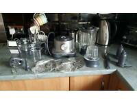 Kenwood food processor and smoothie maker