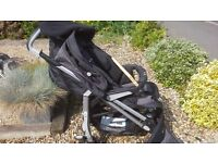 Silver Cross buggy, car seat etc
