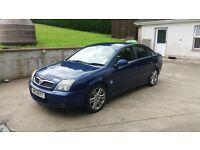Vauxhall Vectra for sale. 5 door hatch. Excellent condition.