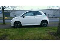 2014 Fiat 500 S 3dr With Great Specification And Economy. Test Drive Soon.
