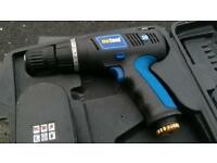 Nutool cordless drill - no charger