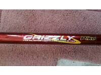 Silstar Grizzly Pike Fishing Rod