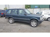 """RANGE ROVER P38 LANDROVER DISCOVERY 2 TD5 MONDIEL ALLOY WHEELS AND TYRES 255/55/18"""""""