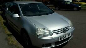 VW Golf 1.9 tdi SE 5dr. MOT to Jan 19
