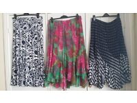Ladies skirts . Sizes 20/22 Only £3 each !!