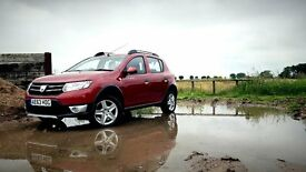 Dacia Sandero Stepway Laureate: cheap car, cheap to run, lots of spec