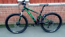 Giant pedal bike