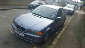 A well looked after BMW 318i