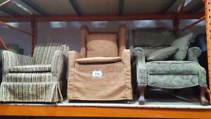 SOFAS usagés à vendre, de styles variés VINTAGE RETRO ANTIQUE MODERN / COUCHES for sale, various styles available