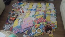 Huge mcdonalds bundle happy meal over 500 pieces