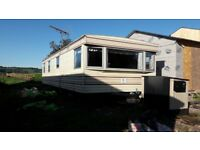 3 berth Static caravan - mobile home