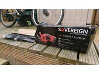 Hedge trimmer brand new