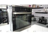 Beko built in oven for sale only 8 months old