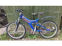 Bike in need of repair