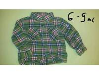 Baby clothes 6m 9m