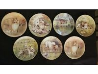 Royal Worcester Fine Bone China Collectors Plates