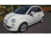 2010 Fiat 500 1.2 Sport – Lovely Example Great Spec, Only 46k miles, MOT March 2108