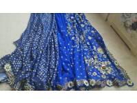 Beautiful all over heavy work saree