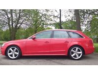 Audi A4 Avant 2.0 TDI S Line (FINANCE AVAILABLE ON ALL CARS / GUARANTEED ACCEPTANCE)