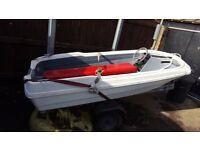 Newbourne colt boat, 10ft, tender,