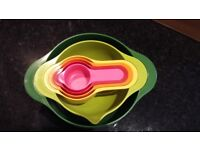 Joseph Joseph 6 piece measuring set