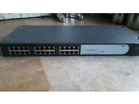 Network Switch 24 port 1000Mb