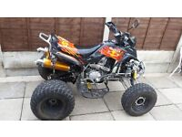 road legal quad bashan 250 bs11