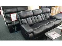 HUGE CLEARANCE SALE! SOFAS, LEATHER, RECLINER, CORNER, FABRIC.