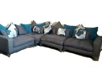 Sofology 2 Seater + Corner + 3 Seater Sofa (paid £2487)
