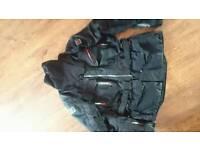 Oxford Stockholm waterproof jacket