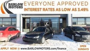 2011 Subaru Impreza 2.5 i Limited Package*EVERYONE APPROVED*APPL