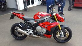BMW S1000R Sport - Cruise Control, Quickshifter, Heated Grips, ABS, Riding Modes.