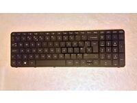 HP Pavilion 15 708168-031 Laptop Keyboard UK With Frame - Untested