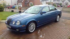 Jaguar S Type 3.0 V6 Petrol 2003