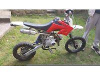 110cc 2010 pitbike!
