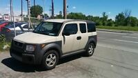 2005 Honda Element AWD,Toit