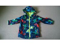 Very cute 18-24 months baby boys clothes lightweight waterproof jacket
