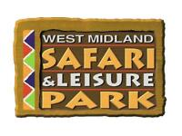 West Midlands Safari Park tickets valid any day