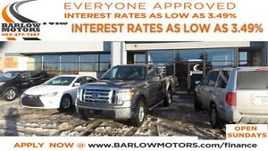 2012 Ford F-150 XL*EVERYONE APPROVED*APPLY NOW DRIVE NOW!