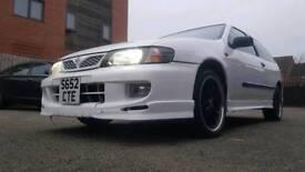 Nissan Almera 1.4 Si GTI replica