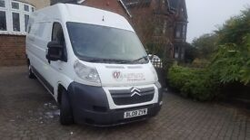 Citroen relay panel van lwb 2.2hdi l3 high roof