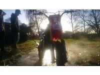 Welsh pit bike 160 £650