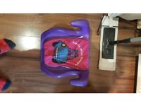Childrens booster seat