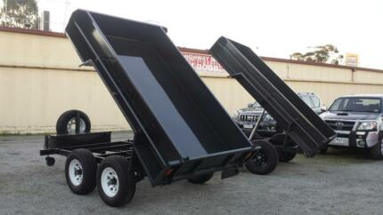 FROM ONLY $49 P/WEEK ON FINANCE* 10 X 5 TANDEM TIPPER TRAILER