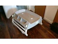 OK Baby over-bath changing table