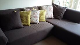 Sofa bed with storage. Great condition!